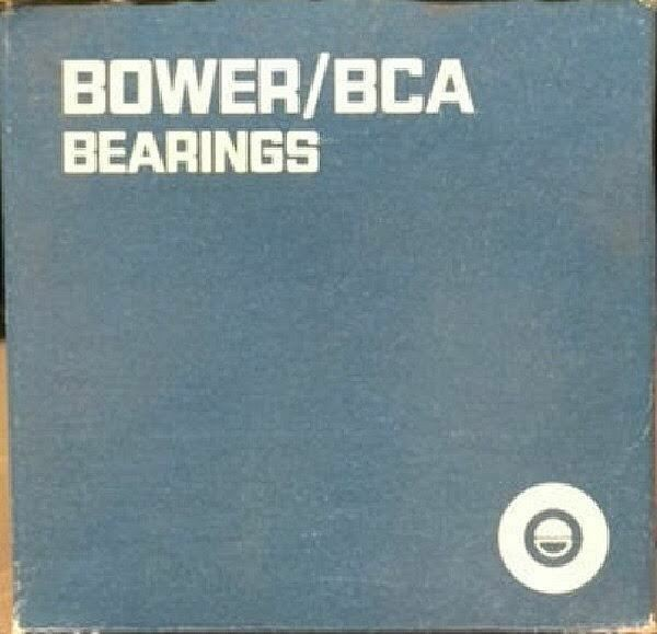 BOWER NA18685 TAPERED ROLLER BEARING
