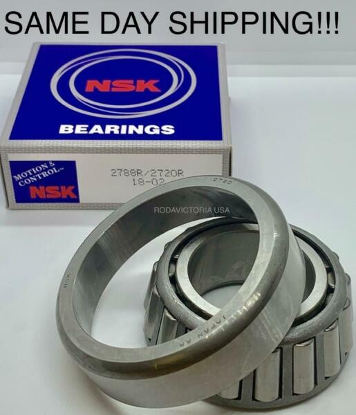 New ListingNSK S215 Tapered Roller Bearing Cone & Cup Set, 2788 -2720, Made in Japan