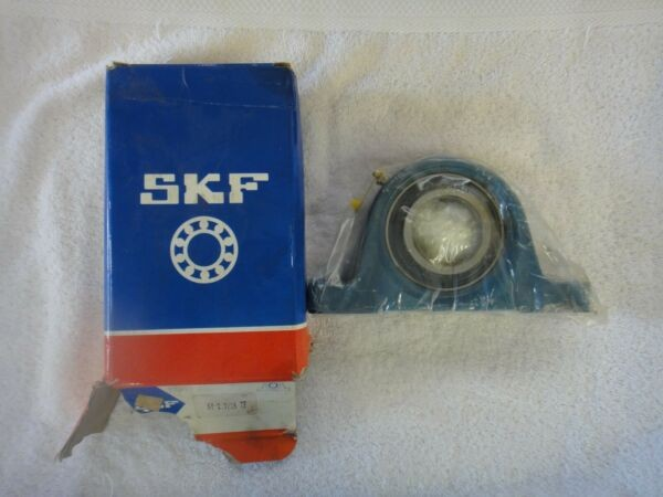 NIB SKF Pillow Block Bearing     SY 2.3/16 TF