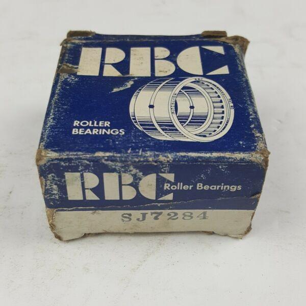RBC SJ7284 Needle Roller Bearing SJ 7284 Industrial Heavy Duty