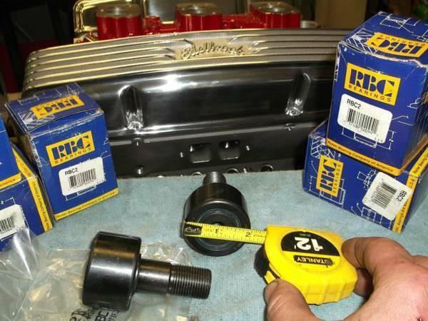 Cam Follower bearings RBC 2  inch 2