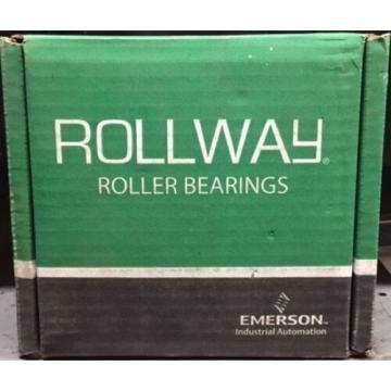 "ROLLWAY B-211 JOURNAL ROLLER BEARING, OUTER RING AND ROLLER ASSEMBLY, 2.16"" I..."
