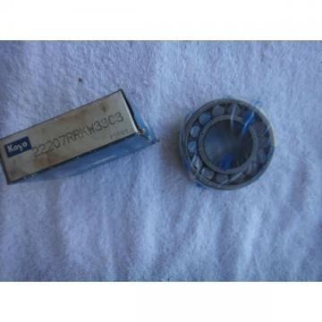 NIB  KOYO Bearing  22207RRKW33C3