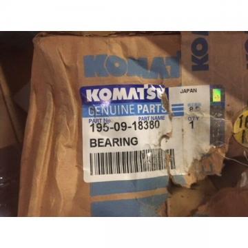 Komatsu 195-09-18380 Bearing (NEW)