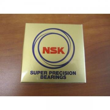 NSK Precision Ball Screw Support Bearing 45TAC75BSUC10PN7B