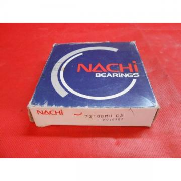 NACHI  7310BMUC3  BALL BEARING - NEW IN BOX