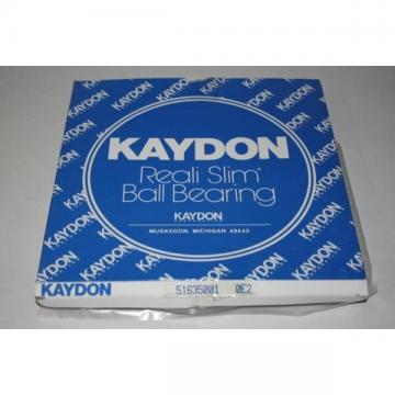 Kaydon Reali Slim Ball Bearing, Part Number 51635001; NEW