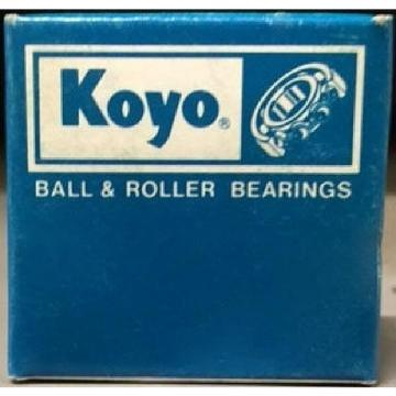 KOYO 13686 TAPERED ROLLER BEARING