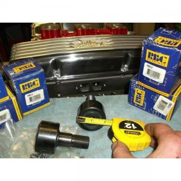 "Cam Follower bearings RBC 2  inch 2"" Diameter Roller 7/8"" Dia 2"" Long Stud Type"