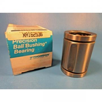 "Thomson XA162536 Extra Precision Steel Ball Bushing(tm) Bearing, 1"" Bore"