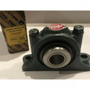 Dodge Double Interlock Pillow Block Bearing 060150 1-7/16