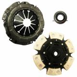 PADDLE PLATE AND EXEDY CLUTCH WITH BEARING FOR A TOYOTA COROLLA ESTATE 1.6 XLI