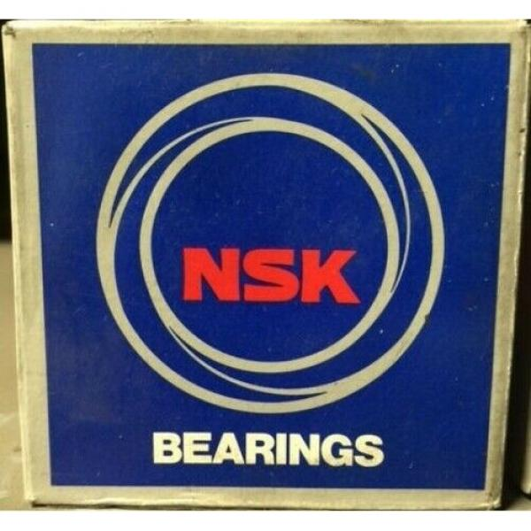 NSK 7212CTRSULP4Y BALL BEARING #1 image