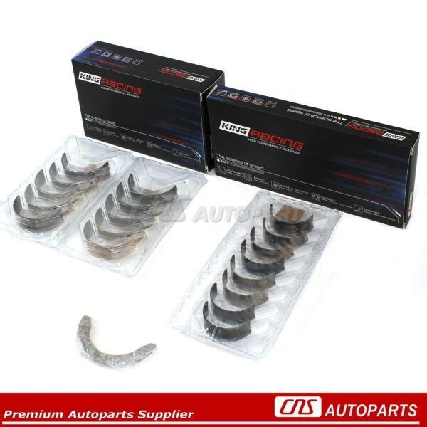 "KING ""XP"" Racing Performance Main Rod Bearing Set 02-06 Honda Acura 2.0L K20A3 #1 image"