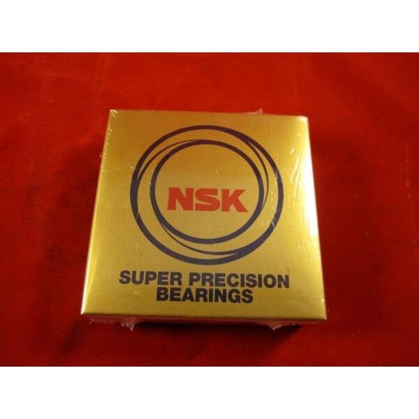 NSK Super Precision Bearing 7210A5TYNSUMP4 #1 image