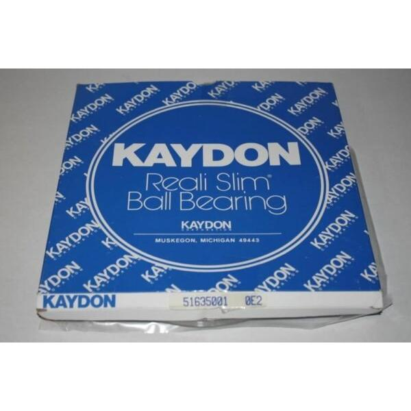 Kaydon Reali Slim Ball Bearing, Part Number 51635001; NEW #1 image