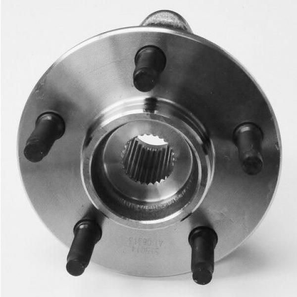 Front Left Or Right Wheel Bearing Hub Assembly 515014 Approved Performance #1 image